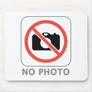 No Photo Mouse Pad