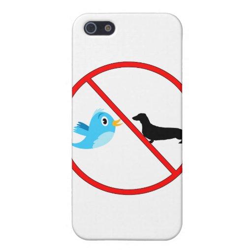 No pia su salchicha de Frankfurt iPhone 5 Carcasa