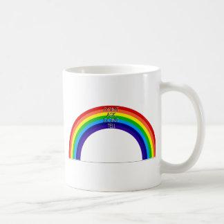 No pida no dicen taza de café