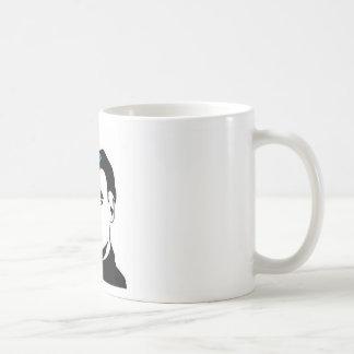 No pida no dicen taza clásica