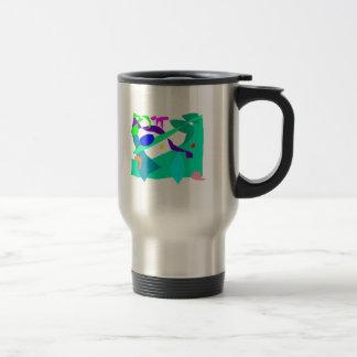 No piense en la sensación de la selva apenas su ca taza