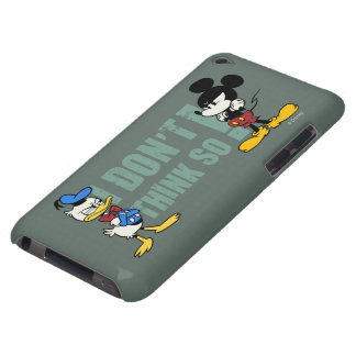 ¡No pienso tan iPod Touch Protector