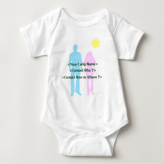 No pierda la camisa del niño de los niños