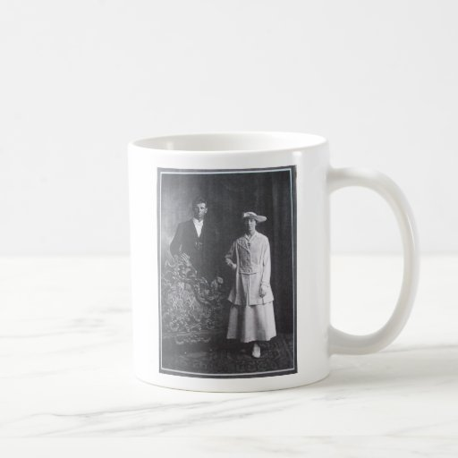 No pierda su genealogía de la identidad taza de café