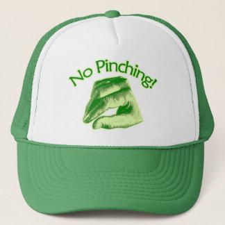 No Pinching Funny Irish Trucker Hat