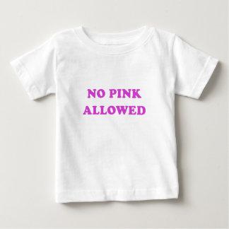 No Pink Allowed T Shirt