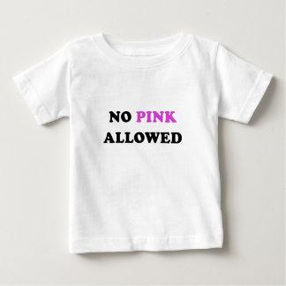 No Pink Allowed Tee Shirt
