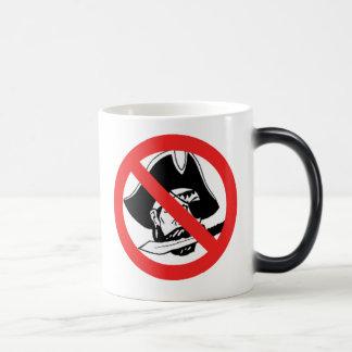 No Pirates Mug