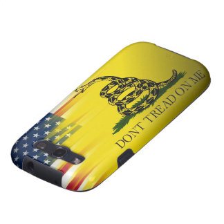 No pise en bandera yo-Gadsten/los E.E.U.U. Galaxy S3 Cobertura