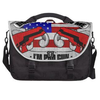 No pise en mí bolsas para portatil