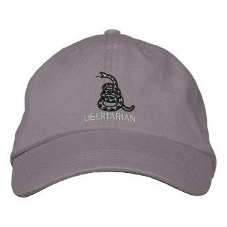 No pise en mí bordó el gorra gorra bordada