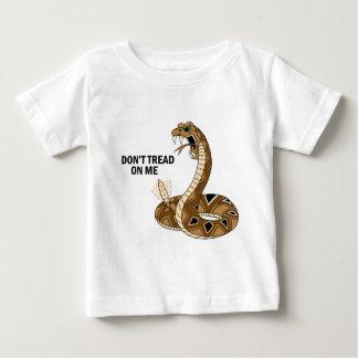 No pise en mí camisas