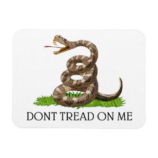 No pise en mí la bandera de la revolución imanes