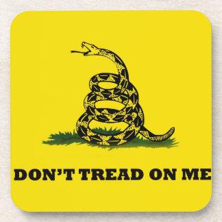 No pise en mí la bandera del gadston posavaso