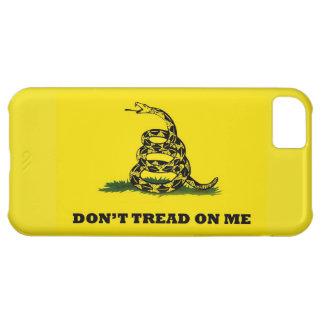 No pise en mí la caja viva de HTC Funda Para iPhone 5C