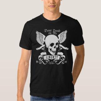 """""""No pise en mí"""" la camiseta gráfica Remeras"""