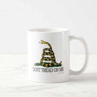 No pise en mí la taza