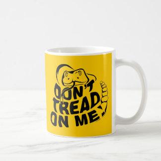 No pise en mí - la taza