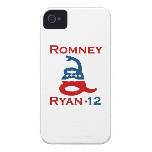 NO PISE EN ROMNEY RYAN.png iPhone 4 Funda