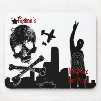 No Place for Peace - Mouse Pad