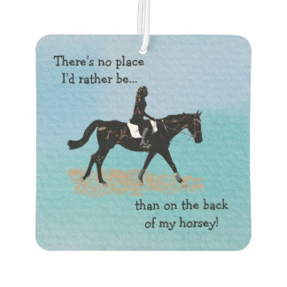 No Place I'd Rather Be - Equestrian Horse