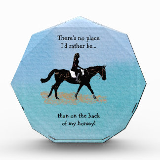 No Place I'd Rather Be - Equestrian Horse Awards
