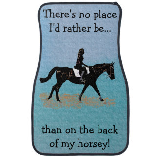 Equestrian Car Floor Mats Zazzle