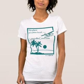 No place I'd rather land ...... T Shirt