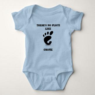 No Place Like GNOME Tee Shirt