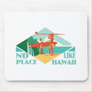 No Place Like Hawaii Mouse Pad