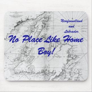No Place Like Home Boy!, Newfound... Mouse Pad