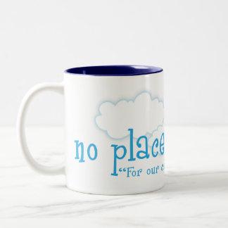 No Place Like Home Christian mug