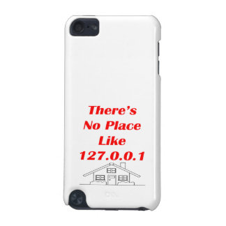no place like home iPod touch 5G cover