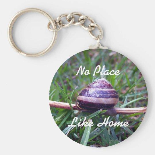 No Place Like Home Key Chain
