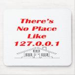 no place like home mousepads