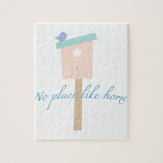No Place Like Home Puzzle