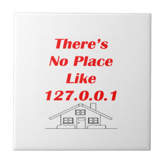 no place like home small square tile