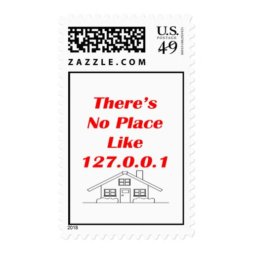 no place like home stamp