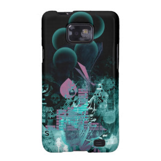 No place samsung galaxy SII cover