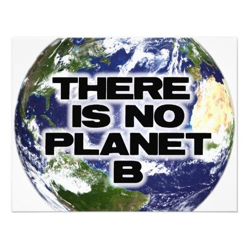 No Planet B Invites