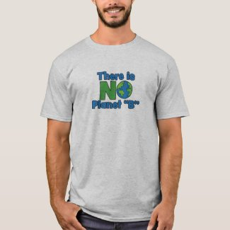 No Planet B Men's Basic T-Shirt