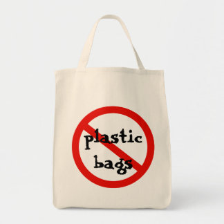 no plastic bags