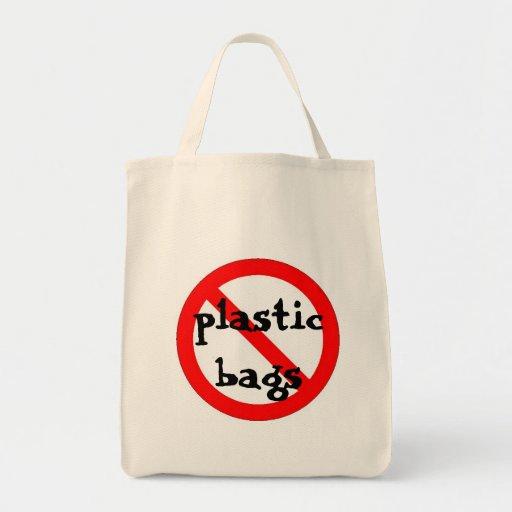 no plastic bags zazzle