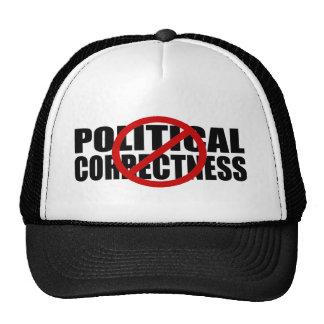 No Political Correctness Trucker Hat