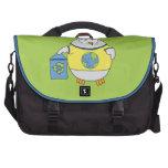 No Polluter Hooter Laptop Bag
