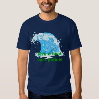 no pollution T-Shirt