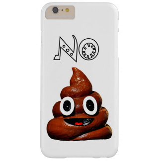 No Poo Cell Phone Case iPhone 6