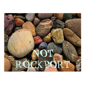 No postal de Rockport