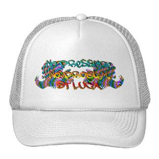 No Pressure, No Problem St. Lucia Mesh Hats