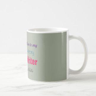 No preste ninguna atención a mi historia de la taza de café